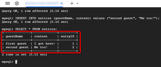 SQLでテーブルのすべてのデータを取り出す