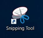 SnippingToolのアイコン