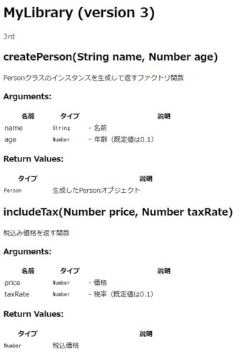 新IDEでのライブラリの情報