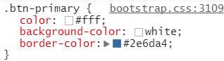 文字色変更CSS