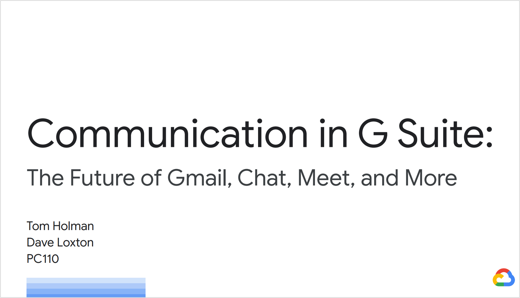 Communication in G Suite: The Future of Gmail, Chat, Meet, and More