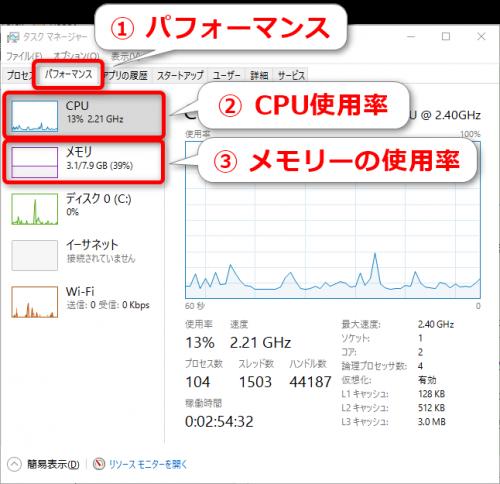 メモリ解放ソフト