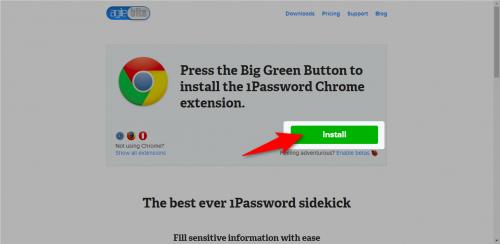 Chrome版インストール1