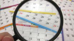 エクセル関数で営業日計算