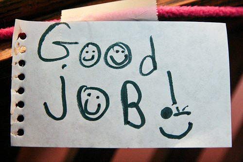 Good Job Smiley Face Inspirational Quotes Qiqi Emma January 18, 20105
