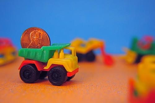 1976 Little Construction Vehicles