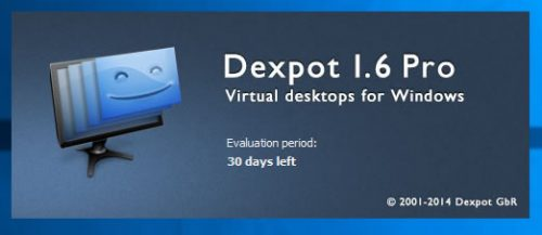 dexpot起動画面
