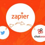 【祝】Zapier連携!Twitterのツイートをチャットワークに通知するぞ
