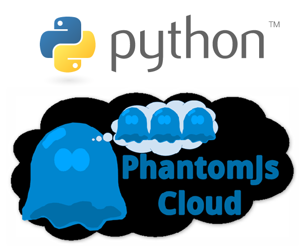 Python-and-PhantomJsCloud
