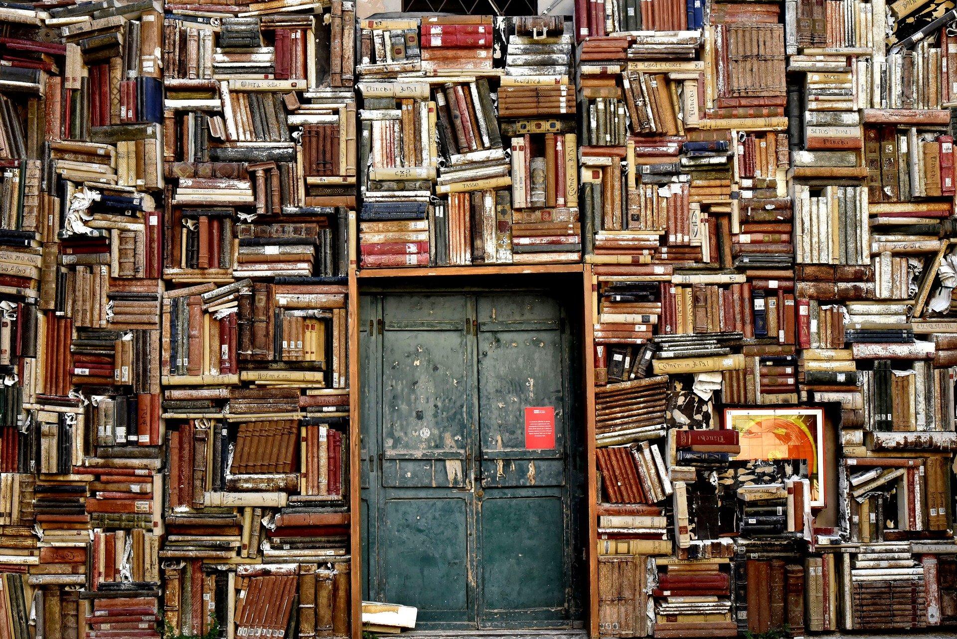 book-door