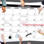 毎朝、当日の予定をGoogleカレンダーから取得してチャットワークに送る