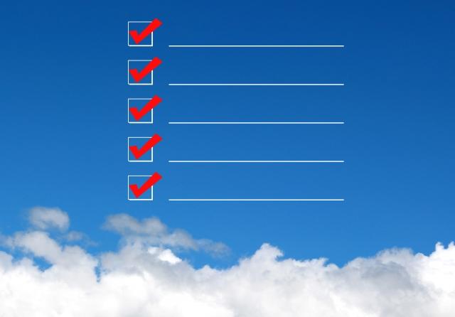 リスト選択