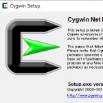 さよならコマンドプロンプト!UNIXコマンドをWindowsで実行すべくCygwinを導入