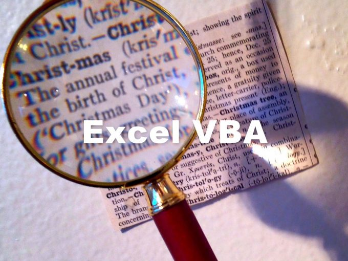 excel-vba-dictionary