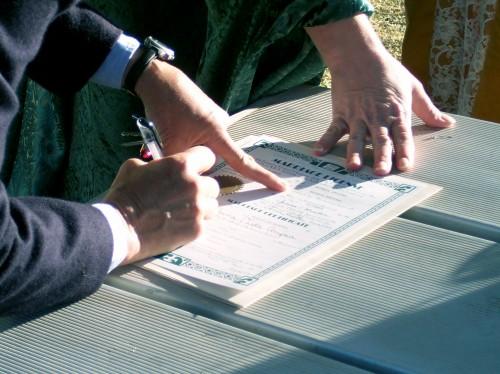 契約の締結