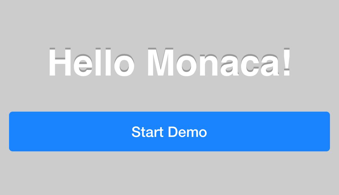 hello-monaca