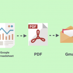 【GAS】スプレッドシートをPDFにしてGmailで送付する方法