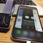 iPhoneXとApple Watchを買って、未来のワンクリックを減らすための投資を怠らないようにしようと反省した件