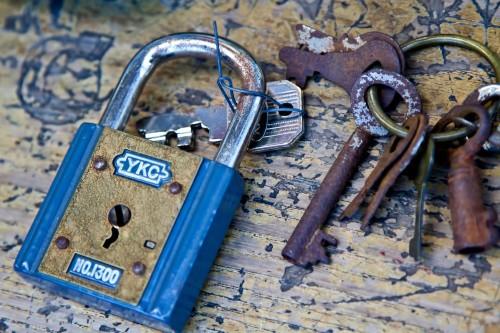 鍵 セキュリティ