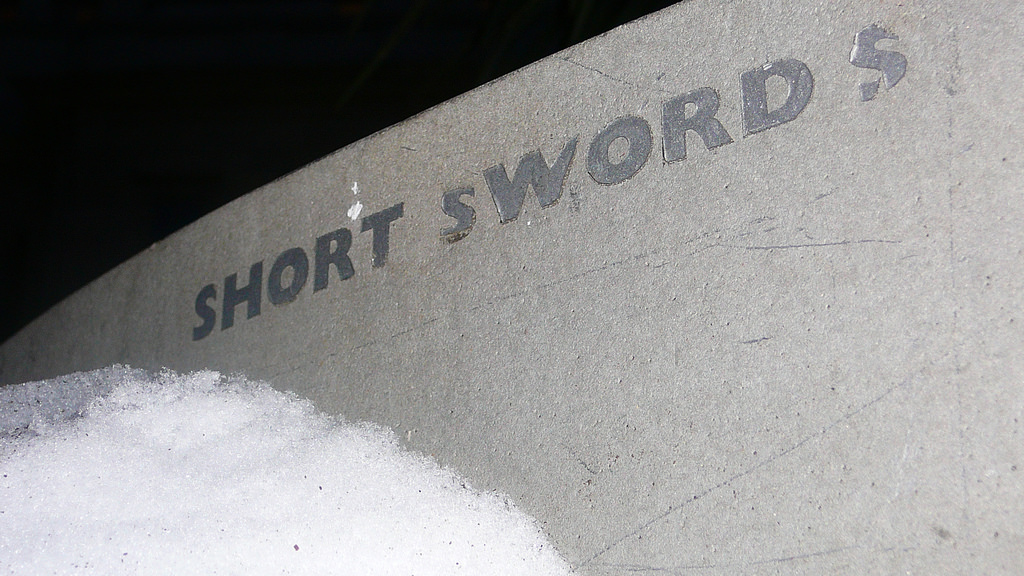 short-swords