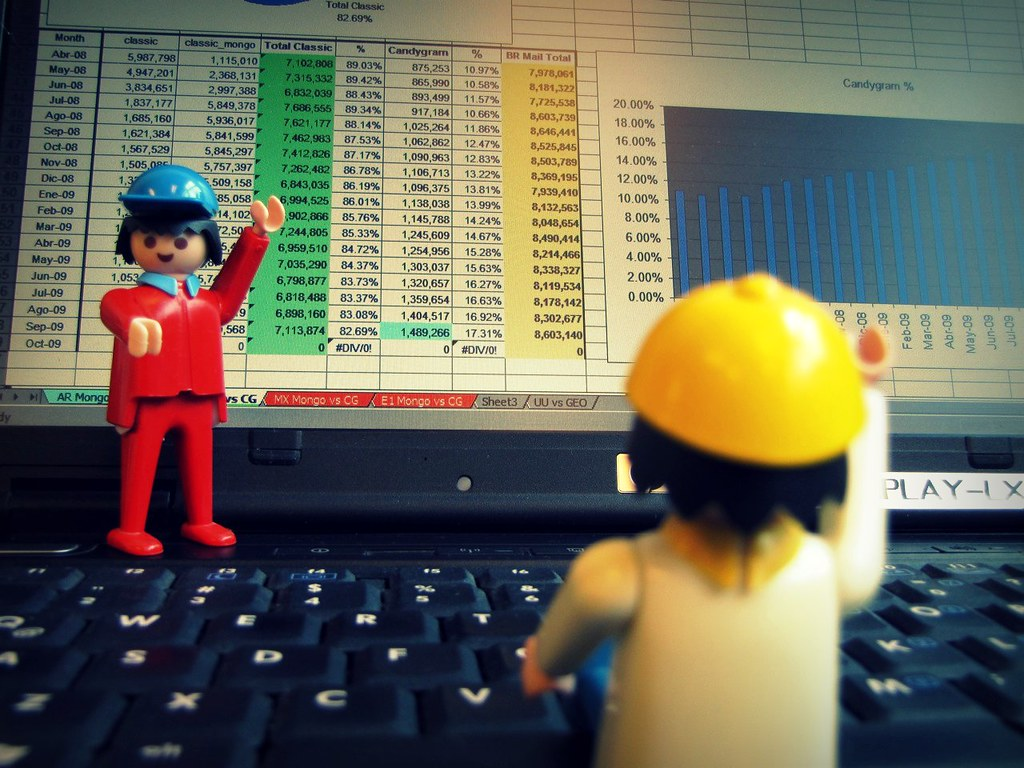 spreadsheet