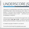 Google Apps Scriptで100以上の便利関数が使える定番ライブラリUnderscore for GAS