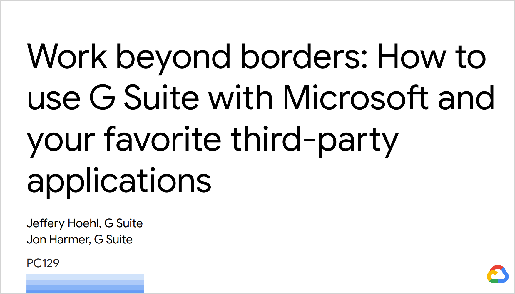 Work Beyond Borders: How to Use G Suite with Microsoft and Your Favorite Third-Party Applications